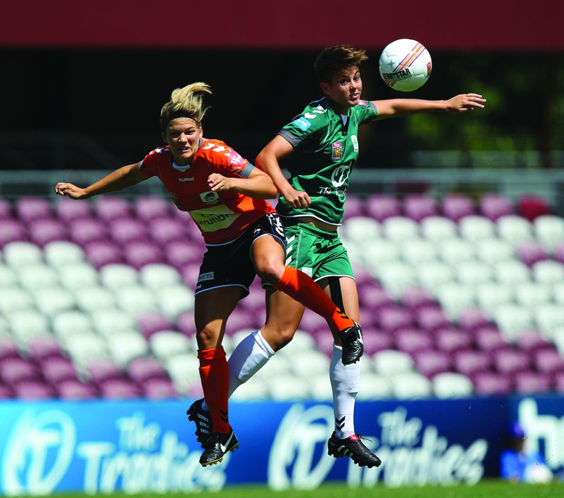 W-League Semi Final - Roar v Canberra