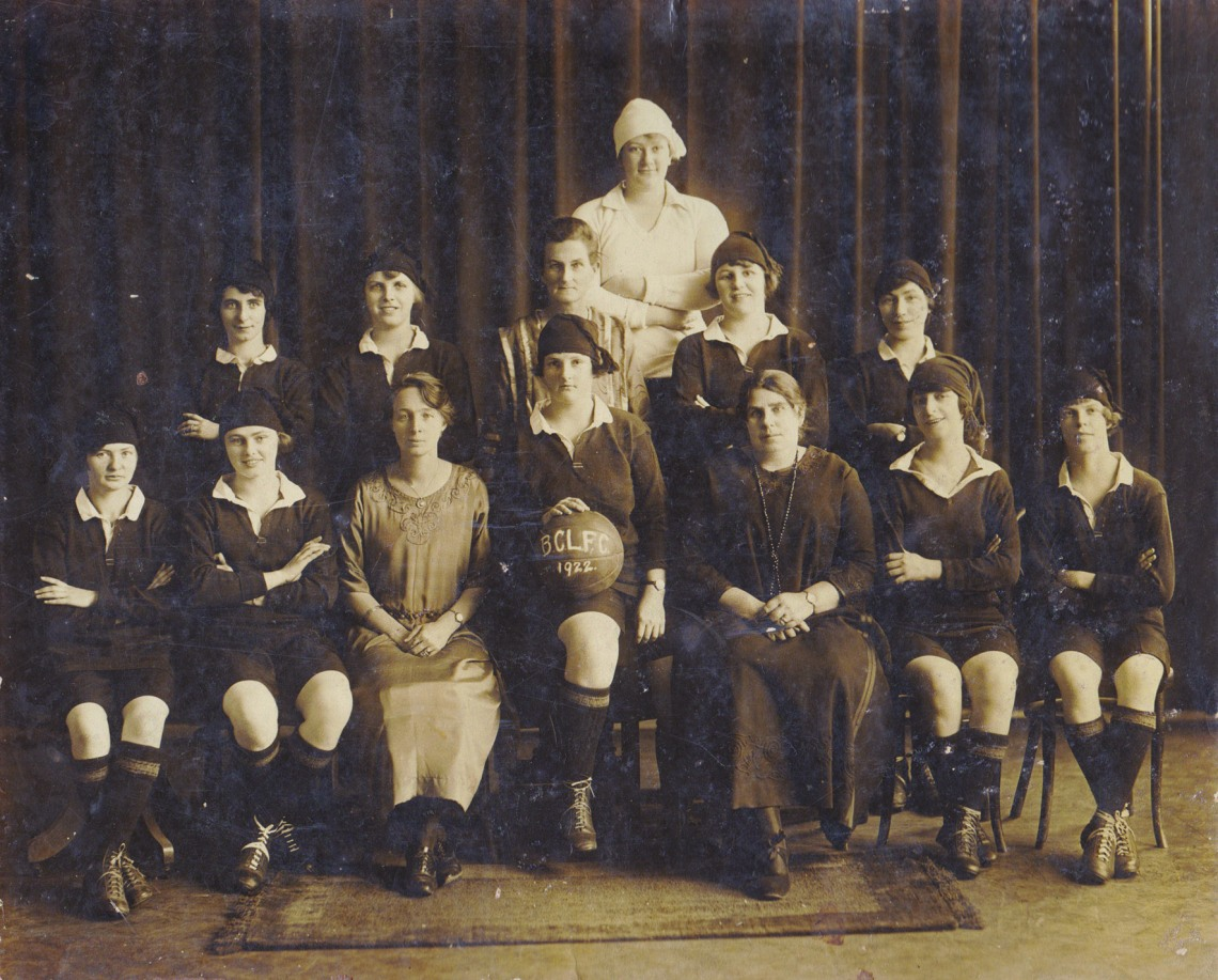 Brisbane City Ladies' Football Club 1922